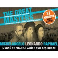 The Great Masters Sergisinde Son Gün 27 Ağustos