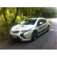 Yılın Otomobili Ödüllü Ampera'yı Kullanmak!