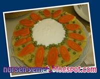 Patates Salatası Pastası