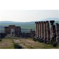 Fasta Bir Roma Kenti : Volubilis