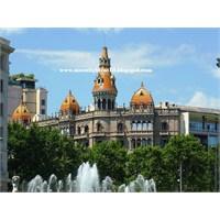 Barcelona'dan Fotoğraf Kareleri -1-