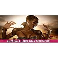Amerikalı House Diva Danna Leese Türkiye'de!