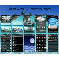 Htc Desire 2.3.5 Güncellemesi Revolution 3d