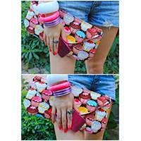 Seviyorum | Cupcake & Fuşya…