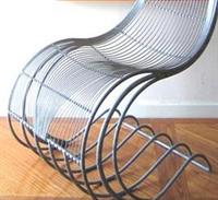 Sandalye Tasarımı : Adrian Rayment