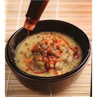 Tarhunlu Sebze Çorbası