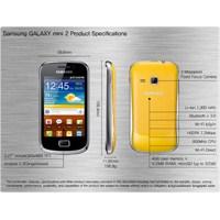 Samsung Galaxy Mini 2 S6500 Detaylı İnceleme!