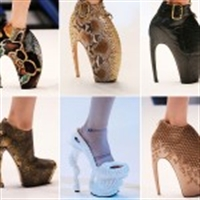 Lady Gaga'nın Ayakkabıları