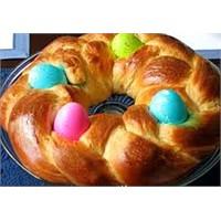 Easter Bread & Paskalya Ekmeği
