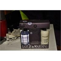 Baykis & Harding 3'lü Banyo Seti