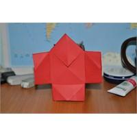 Origami Genç Adam (Yakko-san) Yapımı