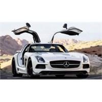 2014 Mercedes Sls Amg Black Series Duyuruldu