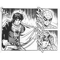 Örümcek Adam Manga Kahramanı