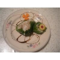 Bir Japon Yemeği : Onigiri
