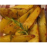 Yedi Baharatlı Patates