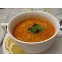 Tavuk Sulu Şehriye Çorbası