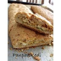 Kepek Unlu Peynirli El Açması Börek