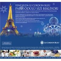 Yeni Yılda Le Cordon Bleu Paris Ödülü
