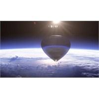 Yörünge Altına Balonla Yolculuk İmkanı