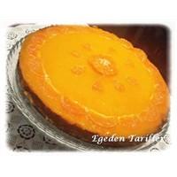 Mandalinali Cheesecake/peykek