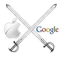 Apple'dan Google'a Çin Darbesi !