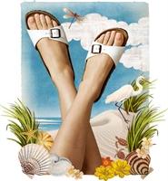Birkenstock İle Ayaklarınız Hava Alsın