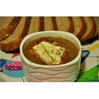 Fransız Soğan Çorbası (France Onion Soup)