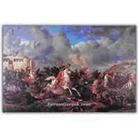 Savaşların Ressamı: Hasan Rıza Bey