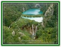 Plitvice Gölleri Ulusal Parkı Ve Şelaleleri