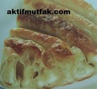 Çarşaf Böreği Tarifi Nasıl Yapılır?