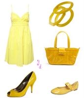 Bu Yazın Moda Rengı Sarı Ve Yesıl
