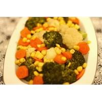 Soslu Karnabahar Ve Brokoli Salatası Tarifi