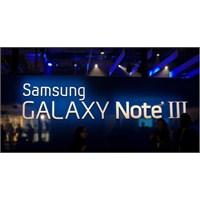 Samsung Galaxy Note İii Ne Zaman Çıkacak?