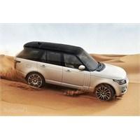 Karşınızda: Yeni Range Rover