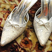 Gelin Ayakkabılarında Dantel Modası