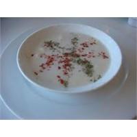 Kremalı Soya Çorbası