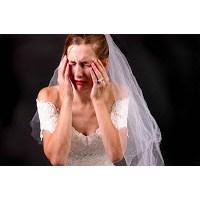 Evlilik Stresinden Saçlar Dökülüyor