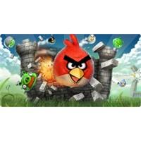 Ünlü Oyun Angry Birds'e 90 Yeni Bölüm Eklendi