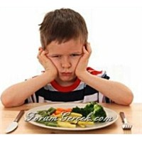 Çocuğunuz Yemek Mi Seçiyor?