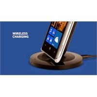 Nokia Lumia 925'de Kablosuz Şarj Özelligi