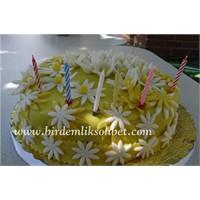 Doğum Günü Pastası Nasıl Yapılır ?