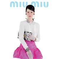 Miu Miu 2012 Resort Koleksiyonu Yaz Modası