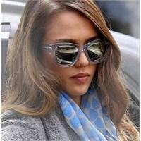 Trend: Transparan Gözlükler