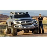 Mercedes-benz Ener-g-force Konsept Tanıtıldı