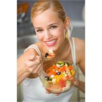 Tokluk Hissi Veren Yiyeceklerin Listesi