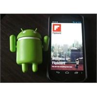 Android İçin Flipboard Yayınlandı