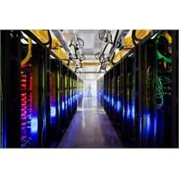 Google'ın Veri Merkezlerini Datacenter Gördünüz Mü