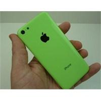 İphone 5c Yeşil Rengiyle Ortaya Çıktı...