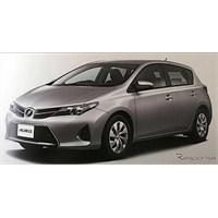 2013 Toyota Auris Detaylanıyor!