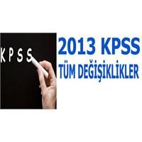 Kpss'de Yapılan Değişiklikler Ne Anlama Geliyor?